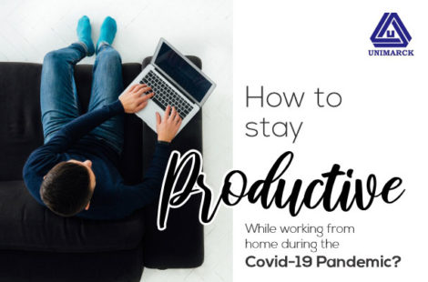 How To Stay Productive While Working From Home During The Covid-19 Pandemic