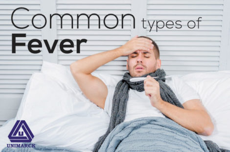 Unimarck Pharma Awares About The Common Types of Fever in India